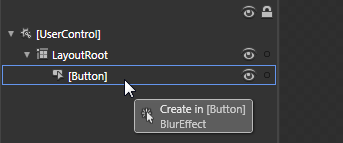 kirupa com - Using Effects in Blend and C#