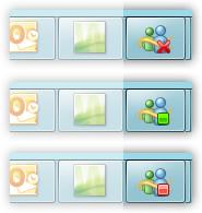 kirupa com - Windows 7: Taskbar Icon Overlay