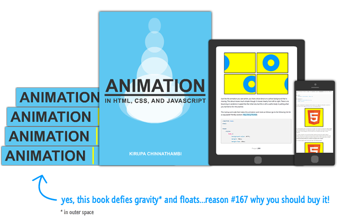 Animation in HTML, CSS, and JavaScript | kirupa com