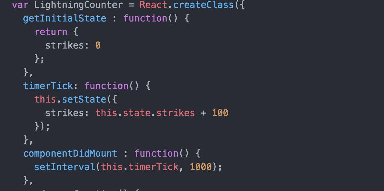 Dealing With State in React | kirupa com